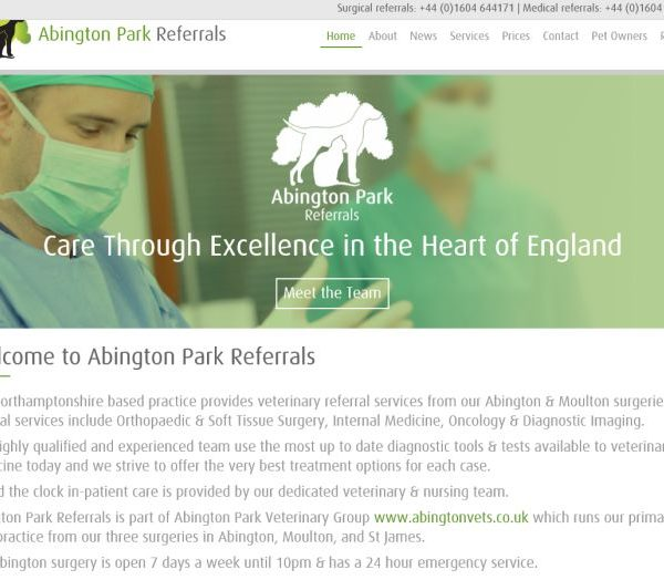 Abington Park Referrals