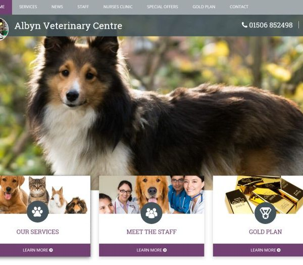 Albyn Veterinary Center