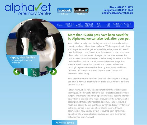 Alpha Vet Veterinary Center