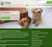 Animals At home pet service