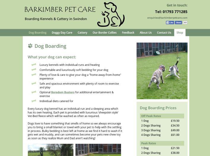 Barkimber Pet Care
