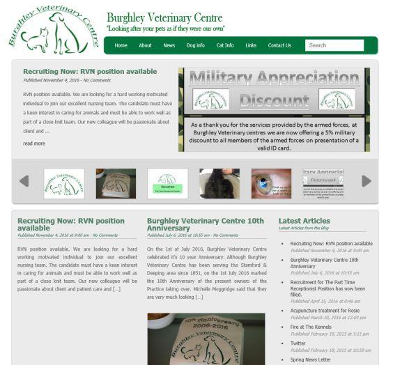 Burghley Veterinary Center