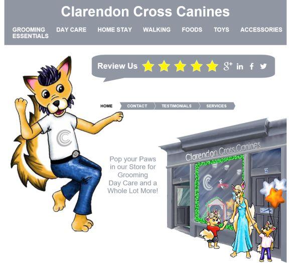 Clarendon Cross Canines