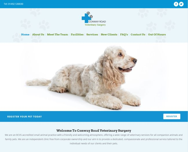 Conway Road Veterinary Surgery