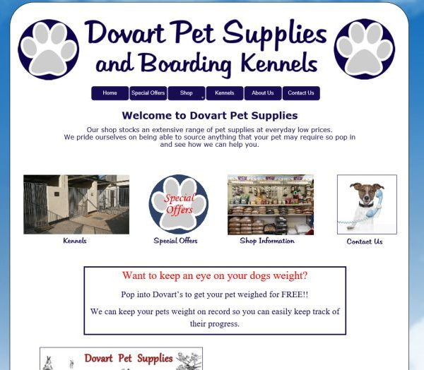 Dovart Pet Supplies