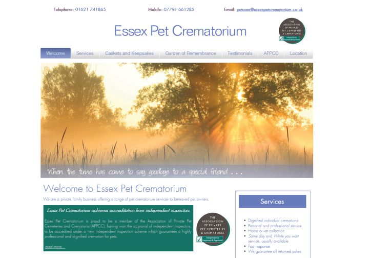 ​Essex Pet Crematorium