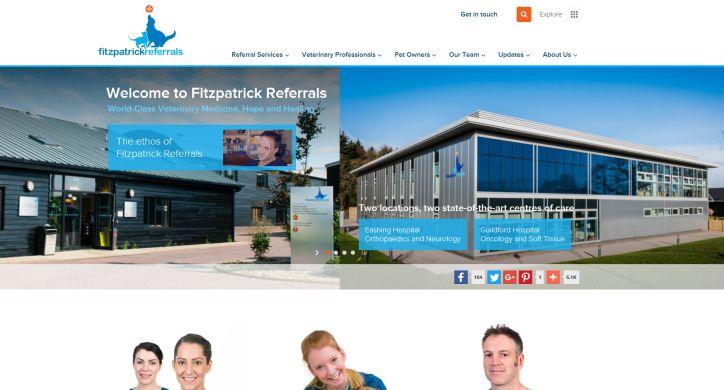 Fitzpatrick Referrals