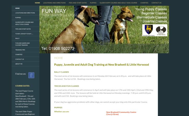 Fun Way Dog Training