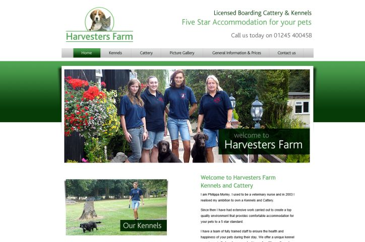 Harvesters Farm Kennels