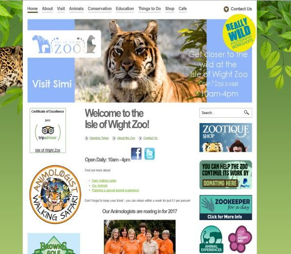 Isle of Wight Zoo