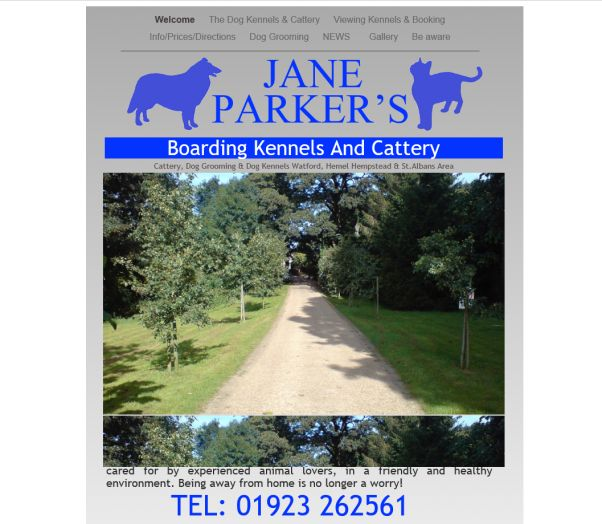 Jane Parker's Cattery