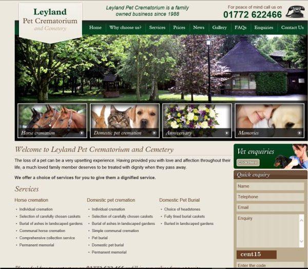 Leyland Pet Crematorium