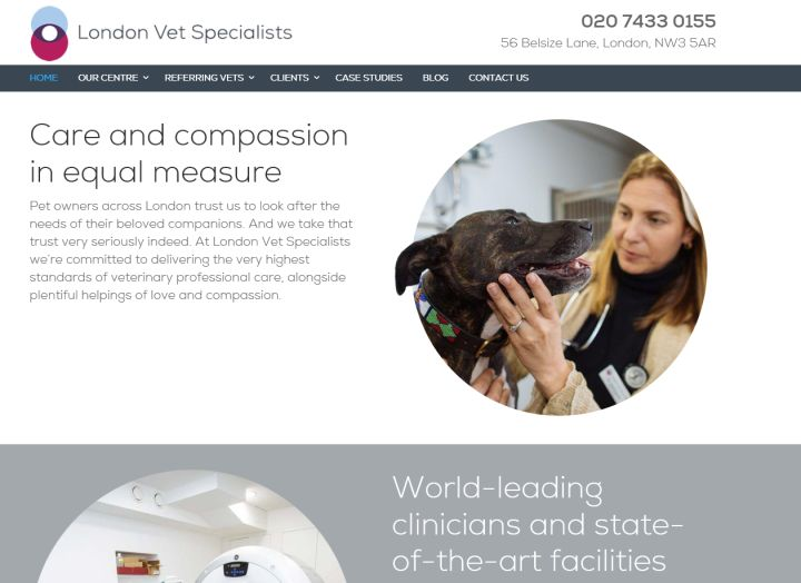 London Vet Referral Specialists