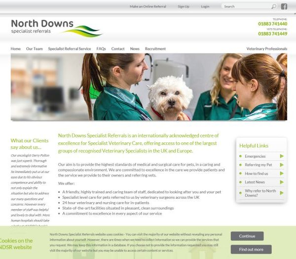 North Downs Specialist Referrals