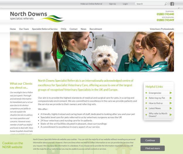 North Downs Specialist Referrals