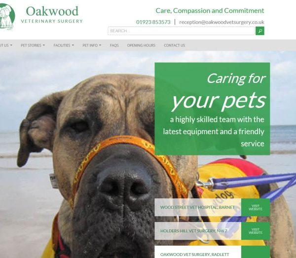 Oakwood Veterinary Surgery Radlett