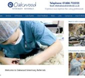 Oakwood Veterinary Referrals