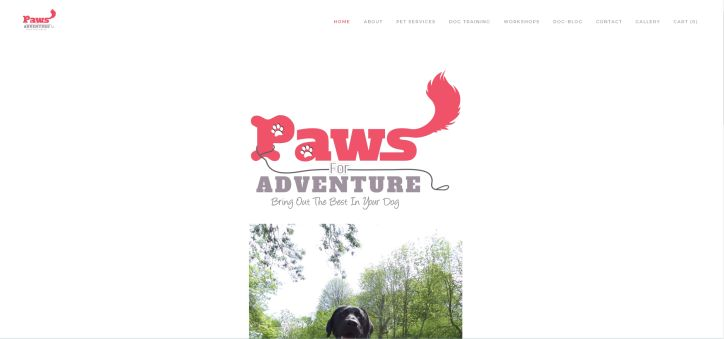 Paws for Adventure