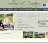 Surrey Pet Cemetery Cremations