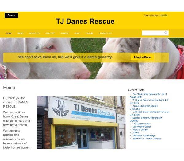 T J Danes Rescue