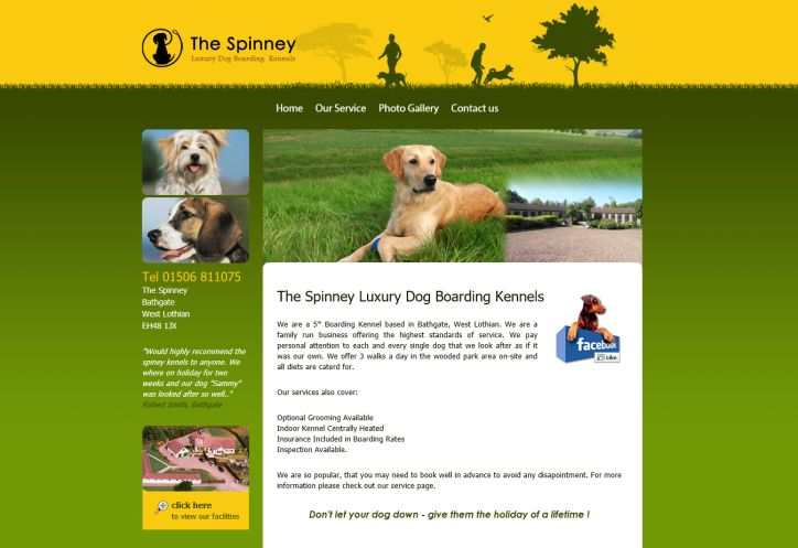 The Spinney Luxury Dog Boarding