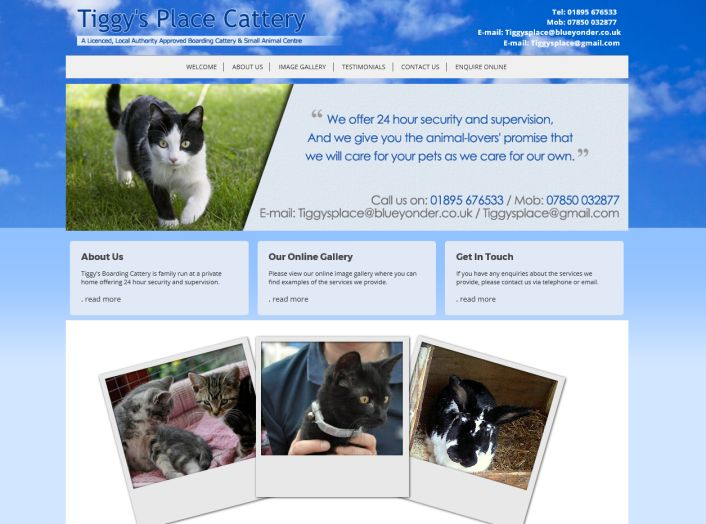 Tiggy's Place Cattery