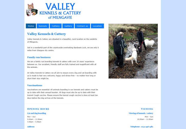 Valley Kennels Milngavie