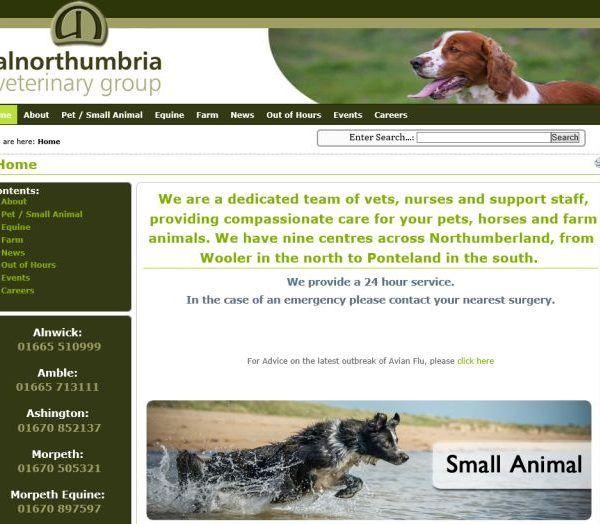 Alnorthumbria Veterinary Group