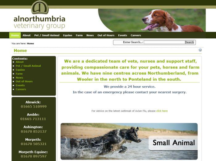 Alnorthumbria Veterinary Group