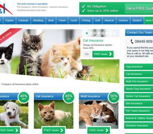 E&L pet insurance