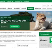 Legal and General pet insurance