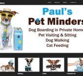 Pauls Pet Minders