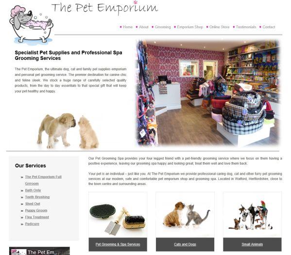 The Pet Emporium
