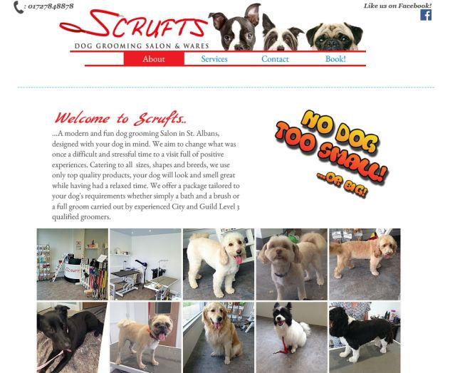 Scrufts Grooming