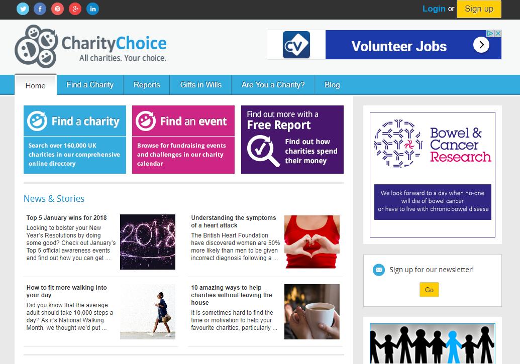 Charity Choice UK