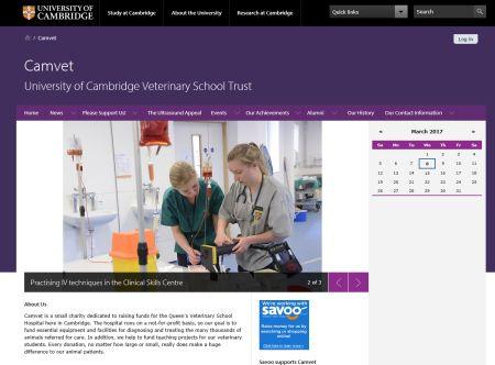 University of Cambridge CamVet