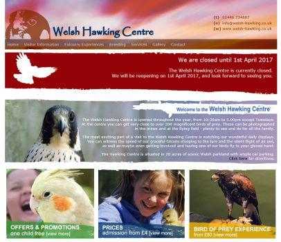 Welsh Hawking Center