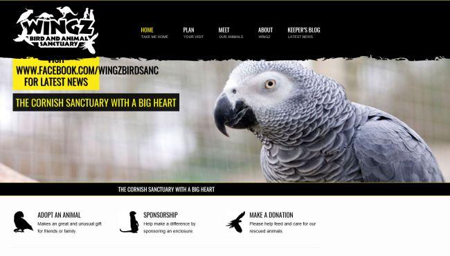 Wingz Bird and Animal Sanctuary
